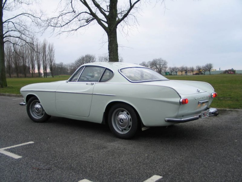 Volvo 1800s 1967
