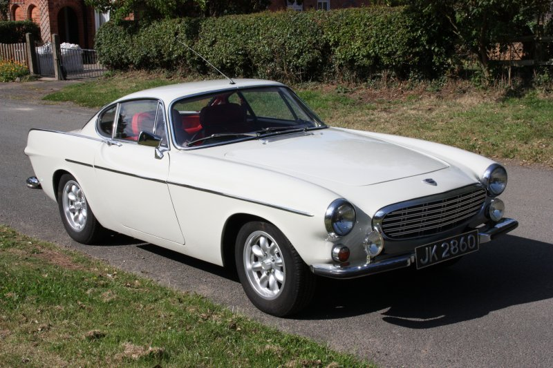 1968 Volvo P1800 For Sale Carnutts Info